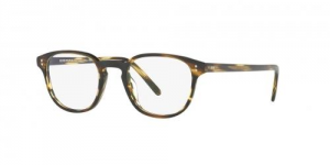 Oliver People's - Occhiale da Vista Unisex, Fairmont, Crystal Cocobolo OV5219 1003 A  C45