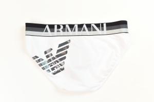 Slip uomo cotone Emporio Armani logato