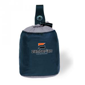 ZAMBERLAN® PACKABLE ULTRALIGHT BACKPACK   -    Black / Grey