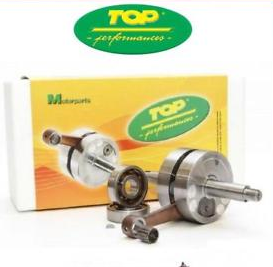 9920410 ALBERO MOTORE TOP PERFORMANCES 85 CC PER MINARELLI AM6 CORSA 44 mm.