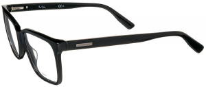 Pierre Cardin - Occhiale da Vista Unisex, Matte Black P.C. 6191 807 C55