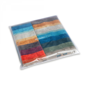MISSONI TOWEL SET 1 + 1 WOODY 1 towel and 1 striped guest 100