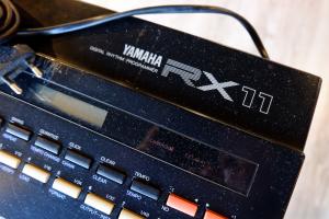 USATO! DRUM MACHINE YAMAHA RX11