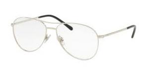 Polo Ralph Lauren - Occhiale da Vista Uomo, Silver PH1180 9001 C57