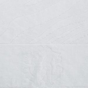 Roberto Cavalli set 1+1 asciugamano e ospite ZEBRAGE spugna - bianco