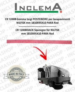 CR 1200 B Gomma tergi POSTERIORE per lavapavimenti NILFISK