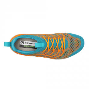 GECKO AIR FLIP   -   Breathable and lightweight   -   Baltic Blue-Orange Glory