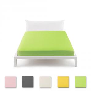 Bassetti PERFETTO Pop Color Lenzuolo con angoli sganciabili piazza e mezza- vari colori