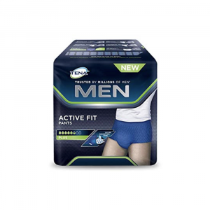 TENA MEN PANTS ACTIVE FIT - MUTANDINA ASSORBENTE MONOUSO