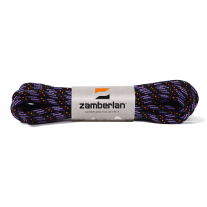 ZAMBERLAN® REPLACEMENT ROUND BOOT LACES    -   Lilac / Orange