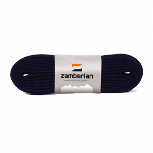 ZAMBERLAN® REPLACEMENT FLAT LACES   -   Dark Blue