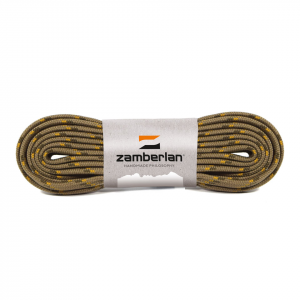 ZAMBERLAN® REPLACEMENT FLAT BOOT LACES   -   Beige / Yellow