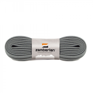 ZAMBERLAN® REPLACEMENT FLAT BOOT LACES   -   Light Grey
