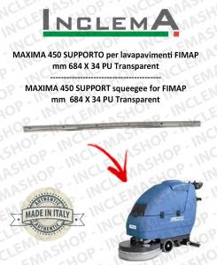 MAXIMA 452 Gomma tergi SUPPORTO per lavapavimenti FIMAP