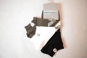 3- pack calze cotone uomo EMPORIO ARMANI