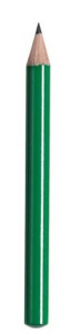 Matita verde 9x0,73x0,73cm cm.9x0,73x0,73h