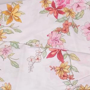 Telo Arredo foulard Zucchi Basics SOLAR 1 rosa puro cotone - varie misure