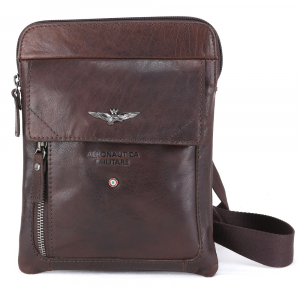 Shoulder bag Aeronautica Militare VINTAGE AM-301 T. MORO