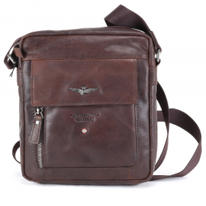 Shoulder bag Aeronautica Militare VINTAGE AM-303 T. MORO