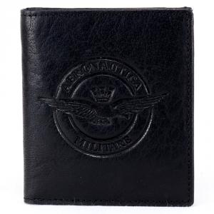 Man wallet Aeronautica Militare EAGLE AM-124 NERO