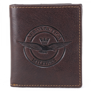Man wallet Aeronautica Militare EAGLE AM-124 T. MORO