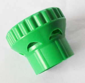 Testata per lancia irrorazione in ceramica