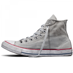 Scarpa CONVERSE  ALL STAR  BASIC  WASH  grigia
