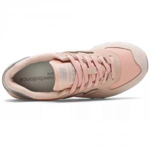 Scarpa da donna NEW BALANCE WL574OPS rosa/silver