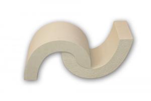 Base per tavolino in pietra leccese lavorato a mano