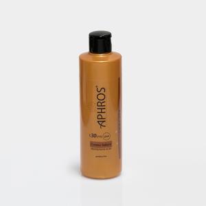 Crema solare protezione alta SPF 30 Aphros 250 ml