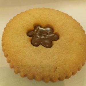 Occhi di Bue, biscottoni farciti