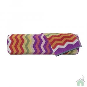 Asciugamani Missoni 1 asciugamano + 1 ospite PETE 156 multicolore