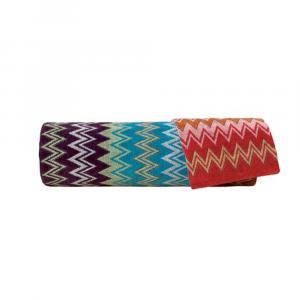 Asciugamani Missoni 1 asciugamano + 1 ospite OTELLO multicolore