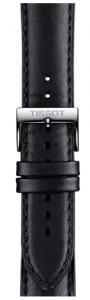 Orologio Tissot Uomo Gentleman Swissmatic, cassa Acciaio e cinturino in pelle T098.407.26.052.00