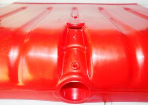 Pala In Polipropilene Rossa cm 45