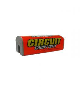 PARACOLPI CIRCUIT EQUIPMENT 1.10PER MANUBRIO D28 ARANCIONE HP011-0011