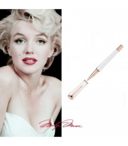 Roller Montblanc Muses Marilyn Monroe Edizione Speciale Pearl
