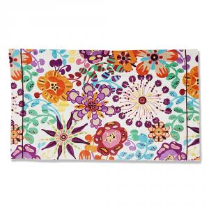 Missoni Home Asciugamano a fiori 115x68 cm Multicolore Rita