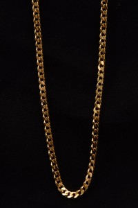 Catena per Croce Pettorale in Argento 7777 cm 90