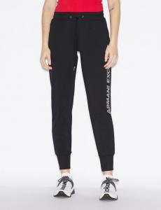 Pantaloni donna ARMANI EXCHANGE sportivi con polsino