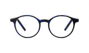 Polaroid - Occhiale da Vista Unisex, Blue Havana PLD 300 VSY  C49