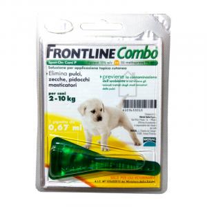 FRONTLINE COMBO CUCCIOLO DA 2 A 10 KG