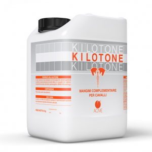 KILOTONE 5 lt – Mangime complementare per cavalli
