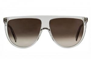 Céline - Occhiale da Sole Donna, Thin Shadow, Transparent Grey/Brown Shaded 41435/S  RDN/Z3  C61