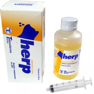 HERP PER L HERPES VIRUS NEI GATTI