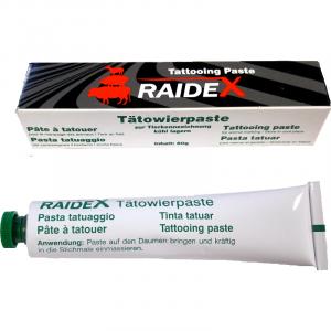 PASTA TATUAGGIO RAIDEX
