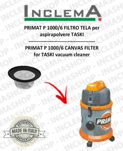 PRIMAT P 1000/6 FILTRO TELA PER aspirapolvere TASKI