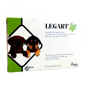 LEGART UP 30 compresse -  condroprotettore per cuccioli