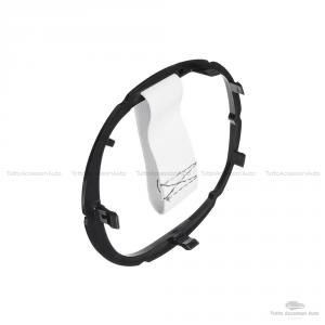 Ghiera Anello Cornice Base Per Cuffia Leva Del Cambio In Plastica Abs Per Cambio Auto Cod. 71775051 Prodotto Di Qualità Compatibile Con L'Originale