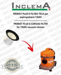 PRIMAT PLUS 6 FILTRO TELA PER aspirapolvere TASKI